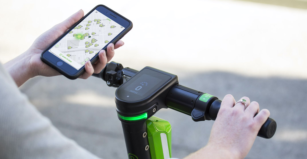500 Lime scooters have been deployed on the streets of Seattle
