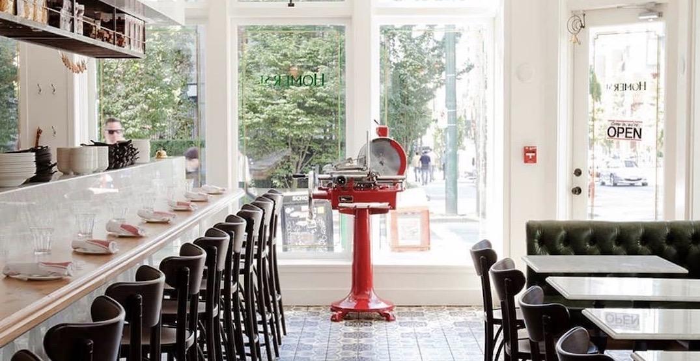 Homer Street Cafe & Bar employee tests positive for coronavirus