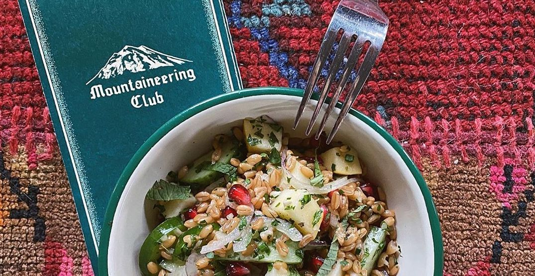 What to eat in and around Seattle today: Mountaineering Club
