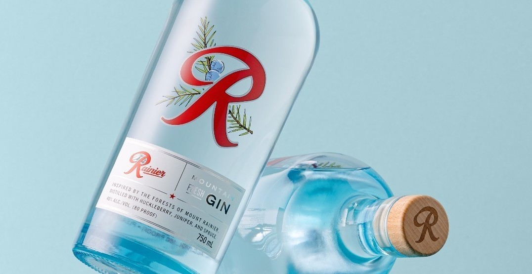Enjoy a brand-new gin from one of Seattle's most iconic breweries