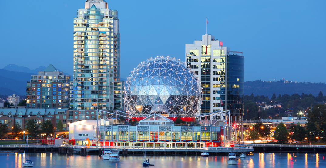 Vancouver ranked one of the best cities in the world in 2021