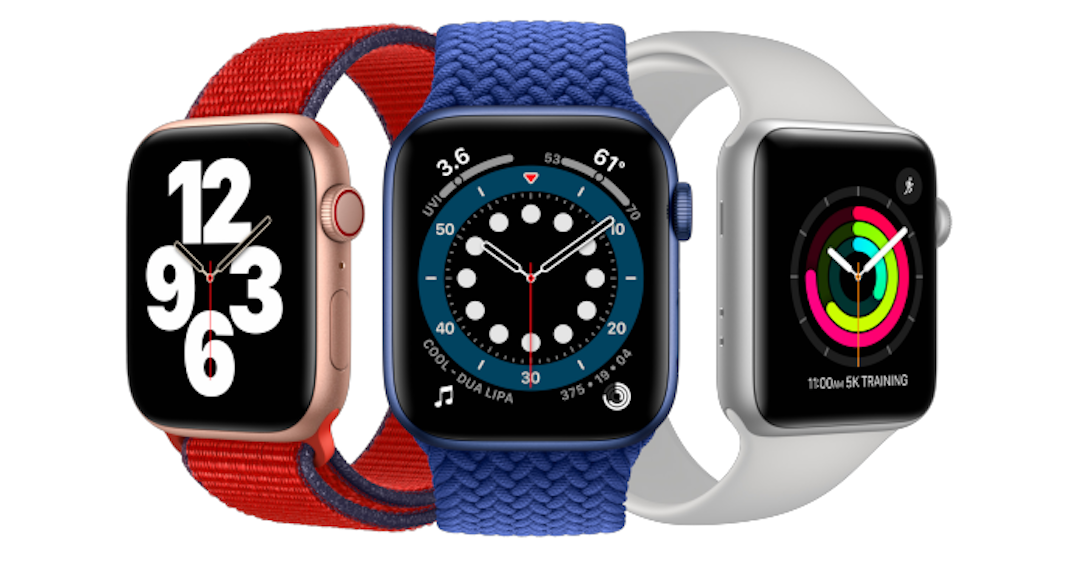 Here's what to check out on the new Apple Watch 6