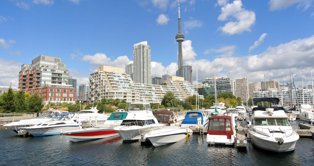Toronto's waterfront has the most new coronavirus cases in the city
