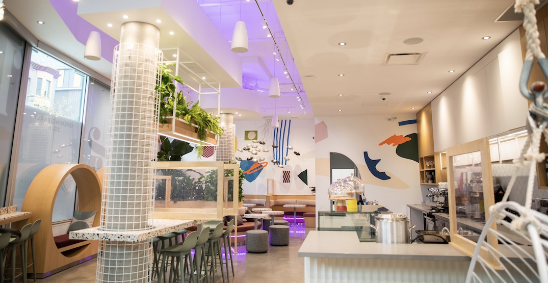 Kevin & Kevin juice bar and coffee lounge opens today