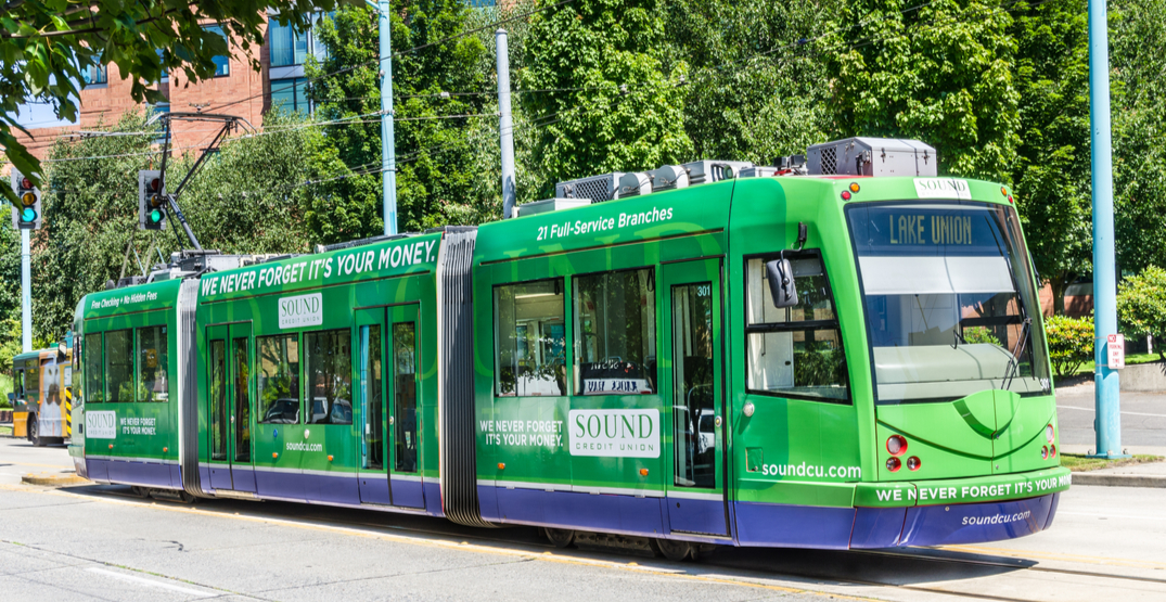 South Lake Union Line resumes service this Saturday