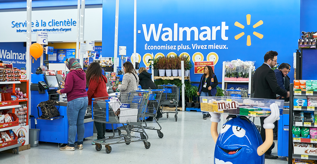 Walmart Canada has ended their price-matching program