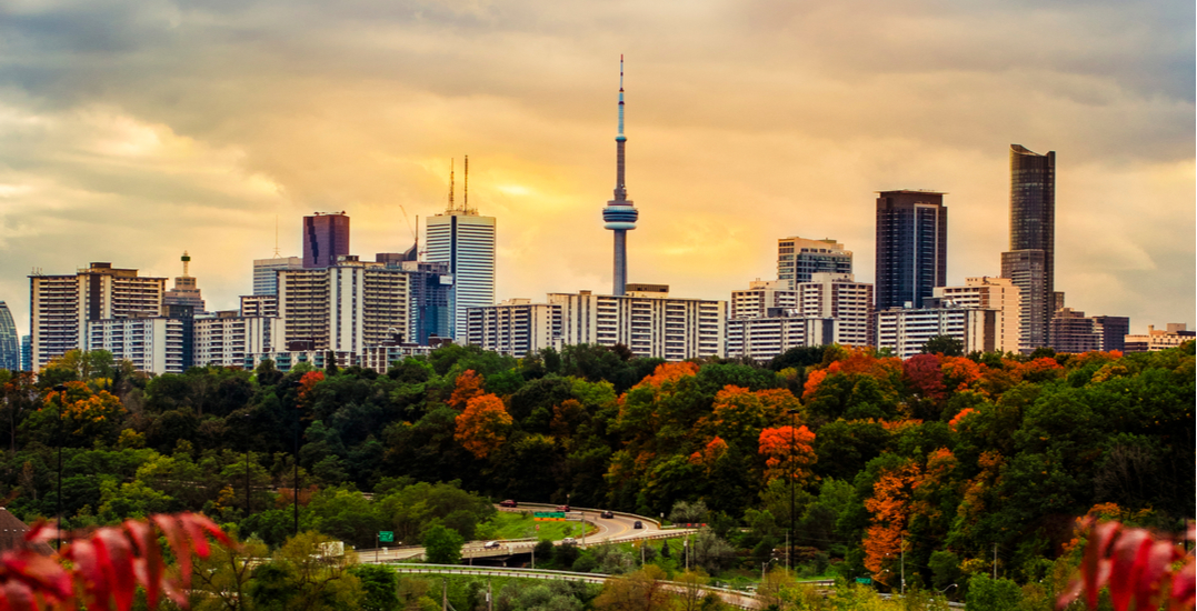 Summer heat returns in Toronto for the first official week of fall