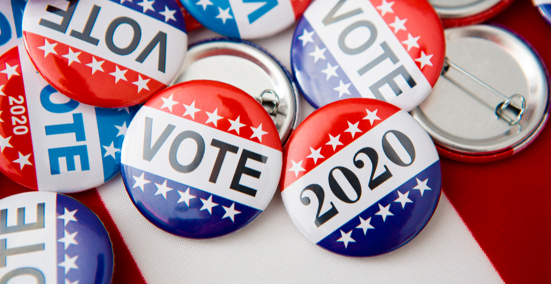 Washingtonians have until 8 pm Tuesday to vote in the election