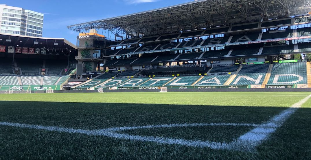 Vancouver Whitecaps forced to play all remaining home games in Portland