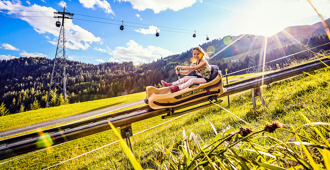 Massive coaster thrill ride being built at Cypress Mountain