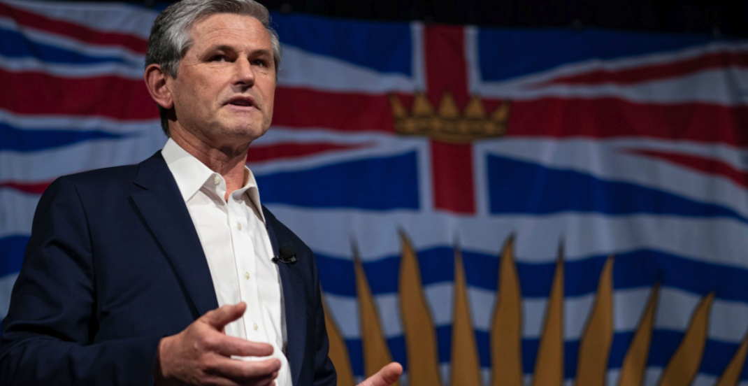 BC Liberals promise to ban snap elections during provincial emergencies