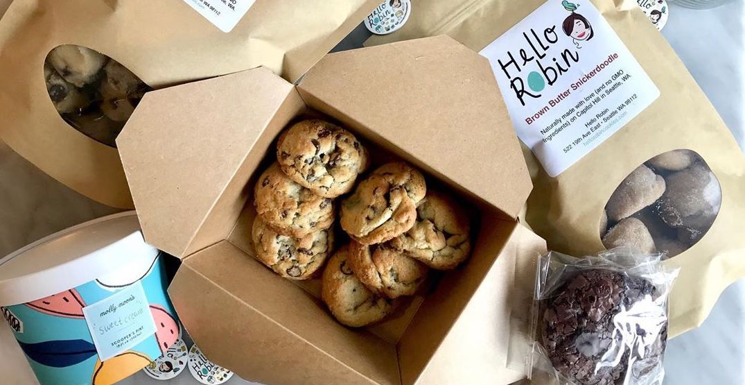 What to eat in and around Seattle today: Hello Robin Cookies
