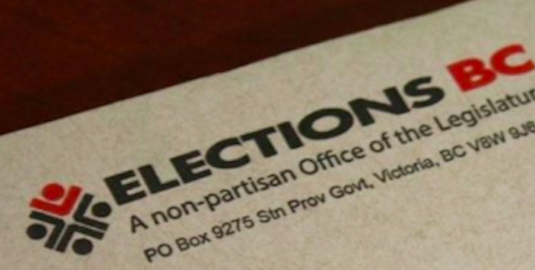 Elections BC warns some voters may not receive mail-in ballots by advised return date