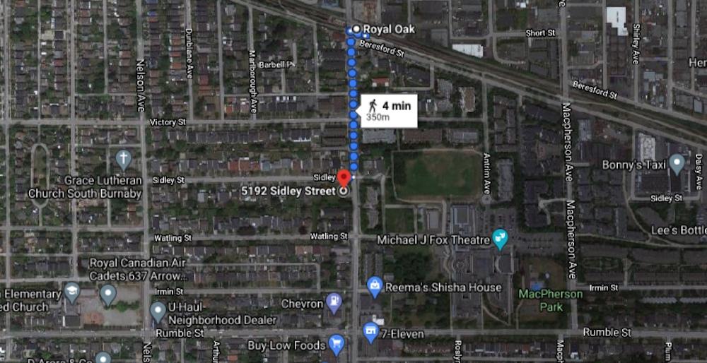 5168-5192 Sidley Street Burnaby