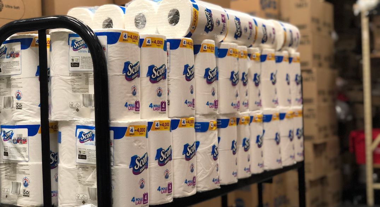 Ontario company boosts paper towel supply to meet demands of second coronavirus wave