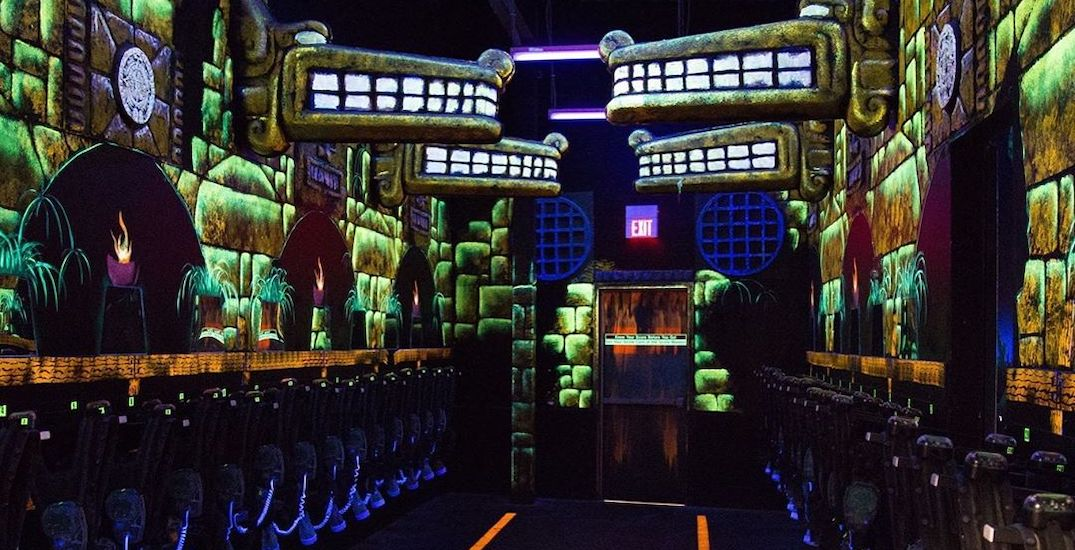 Laser Quest shuts down locations in North America amid pandemic