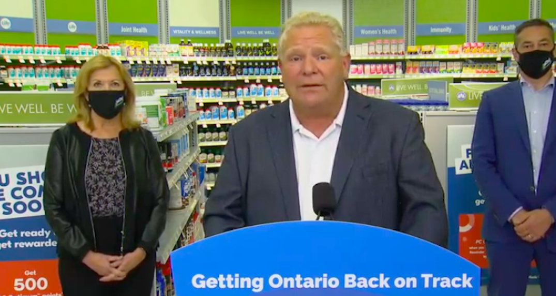 60 Ontario pharmacies to offer coronavirus testing starting this week