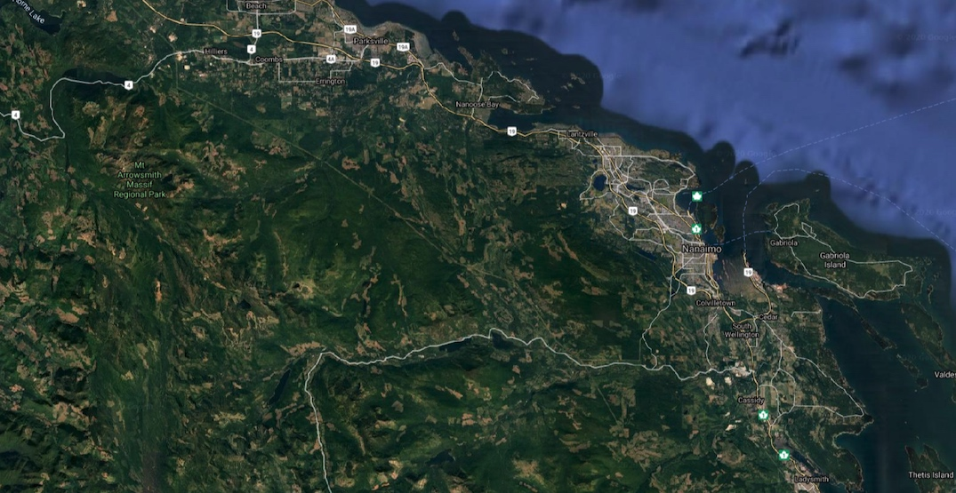 BC government to transfer 7,400 acres of Crown land near Nanaimo to First Nation