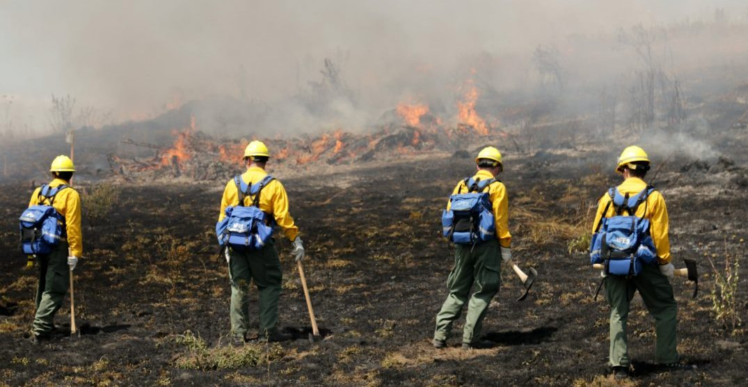 Oregon to see low fire potential for the next seven days