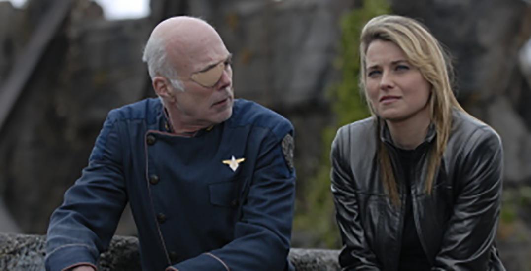 Over $220k raised for Battlestar Galactica actor Michael Hogan
