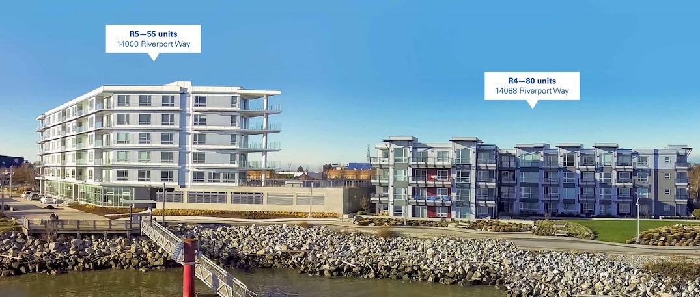 riverport flats 14000-14088 Riverport Way