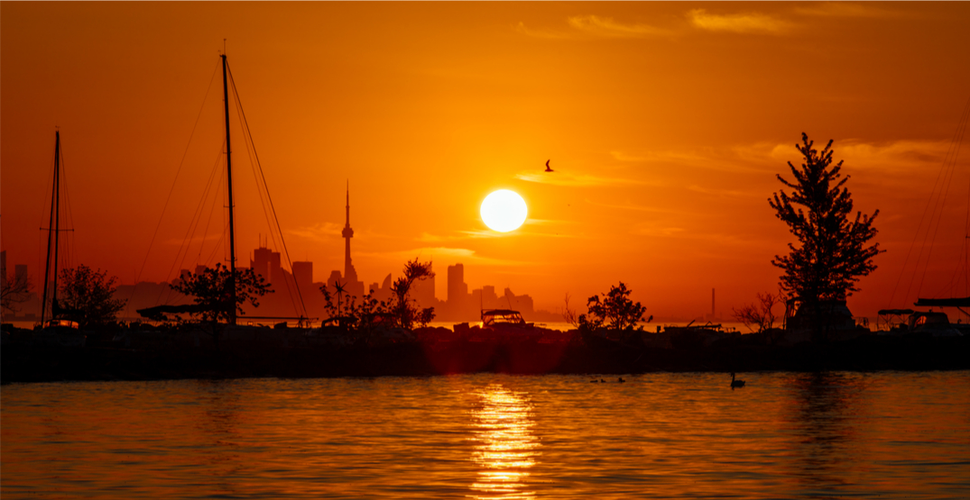 It's expected to feel like 32°C in Toronto this weekend