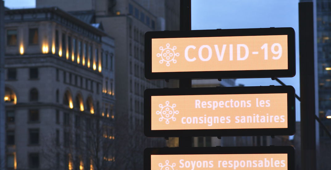 Quebec downgrades several regions to orange zones, eases COVID-19 restrictions