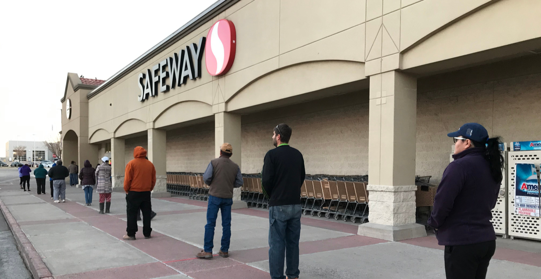 Safeway employee in Calgary tests positive for coronavirus
