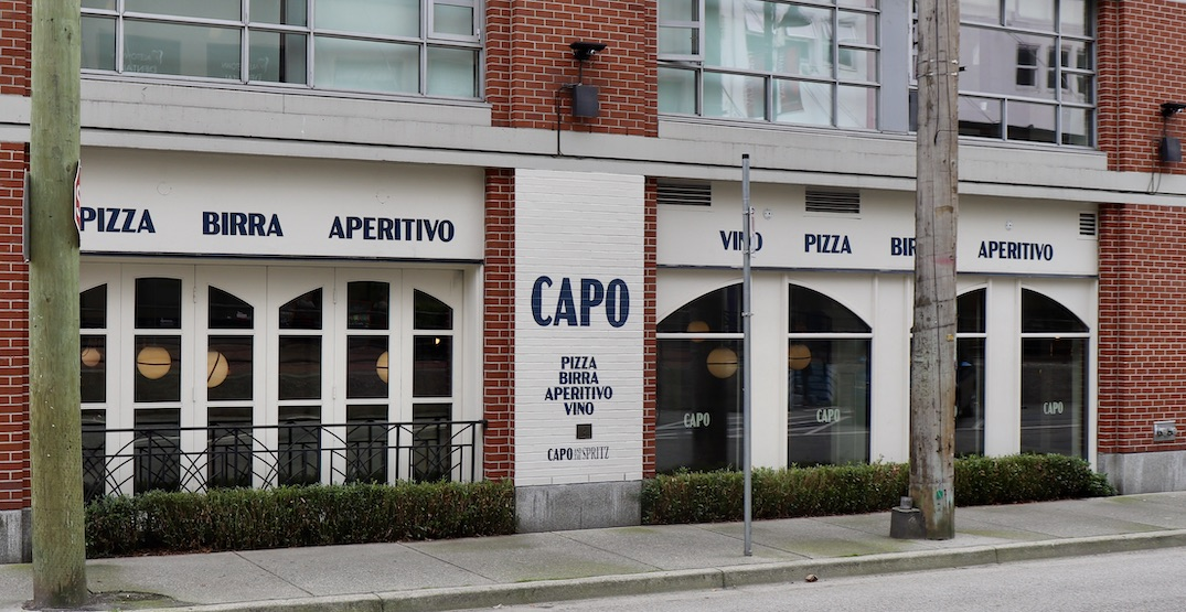 Capo and the Spritz closes after employee tests positive for coronavirus