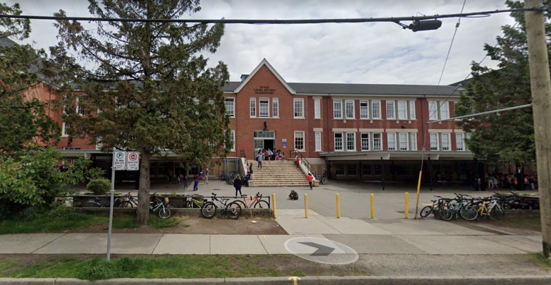 East Vancouver elementary school reports coronavirus case