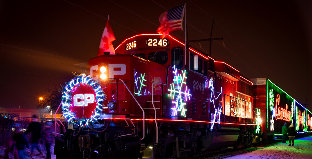 Canada's magical Christmas train will not run for the second year in a row