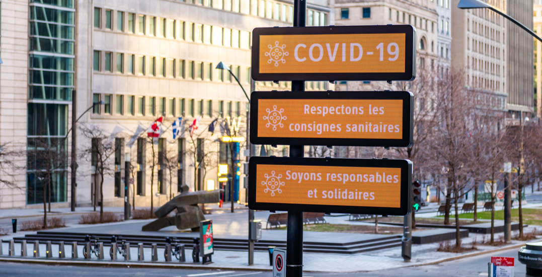 Quebec reports over 600 new coronavirus cases in past 24 hours