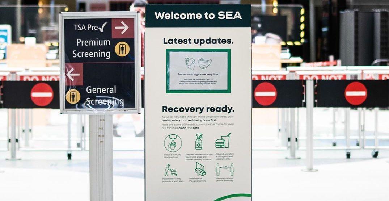 Governor Inslee updates airport standards in Washington