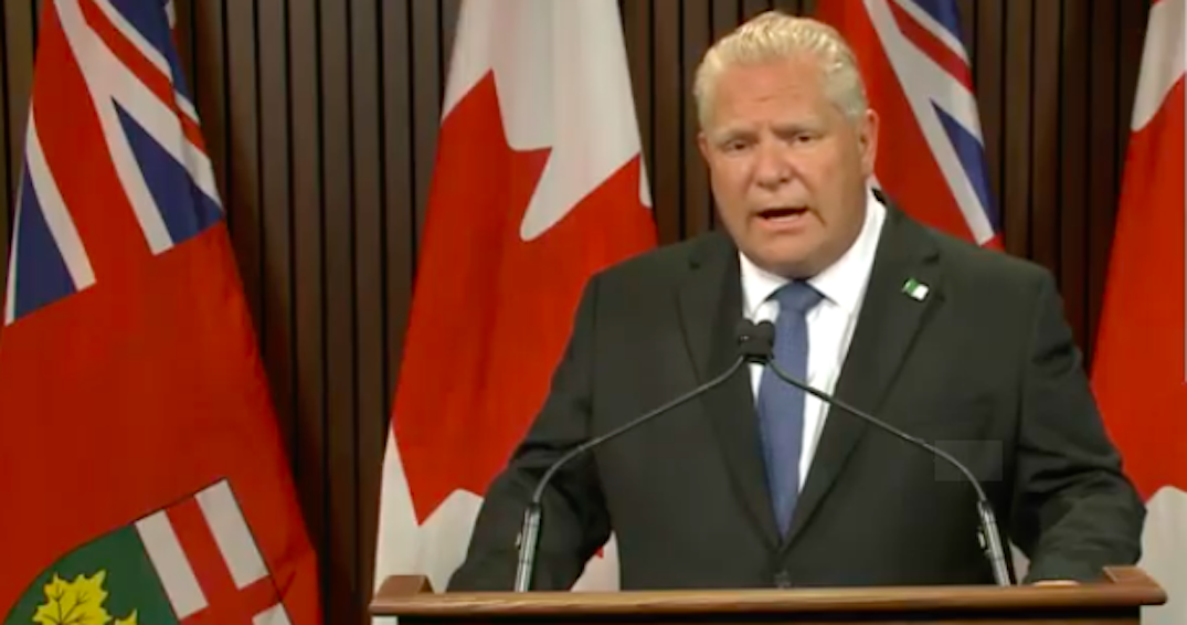 """Ford has """"serious problems"""" with Auditor General's report criticizing government"""