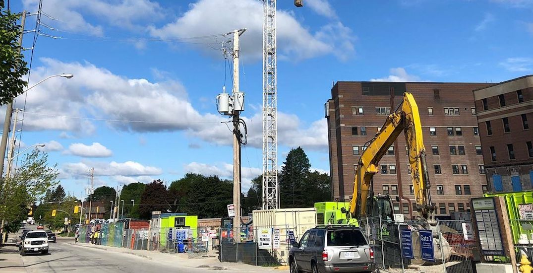 Two nooses discovered at a construction site at Michael Garron Hospital