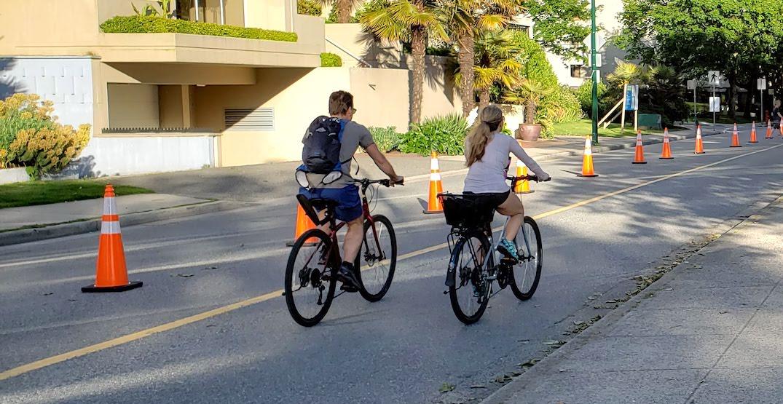 City of Vancouver seeking public feedback on Beach Avenue bike lane