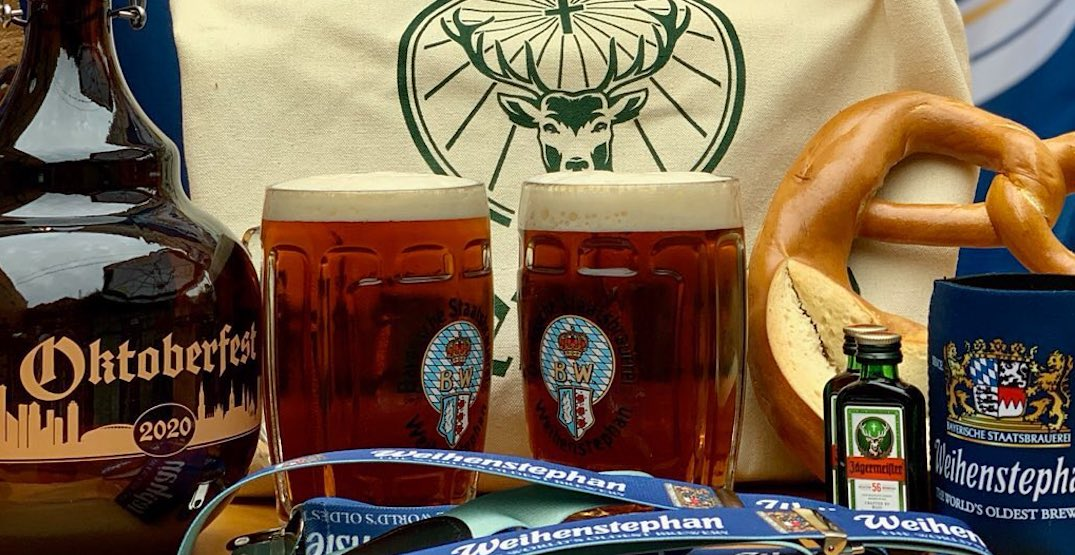 Bring Oktoberfest home with a kit from Seattle's Feierabend