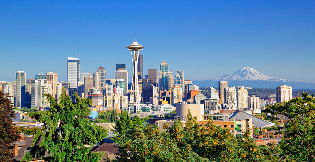Seattle weather forecasts predict a sunny start to October