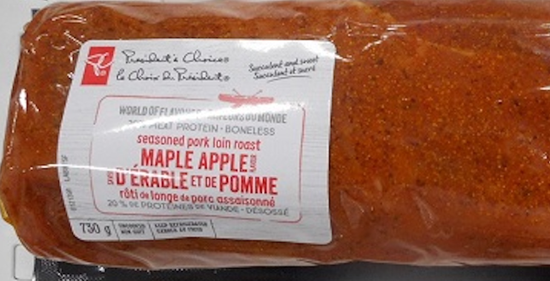 CFIA recalls several food products sold in Quebec due to possible contamination