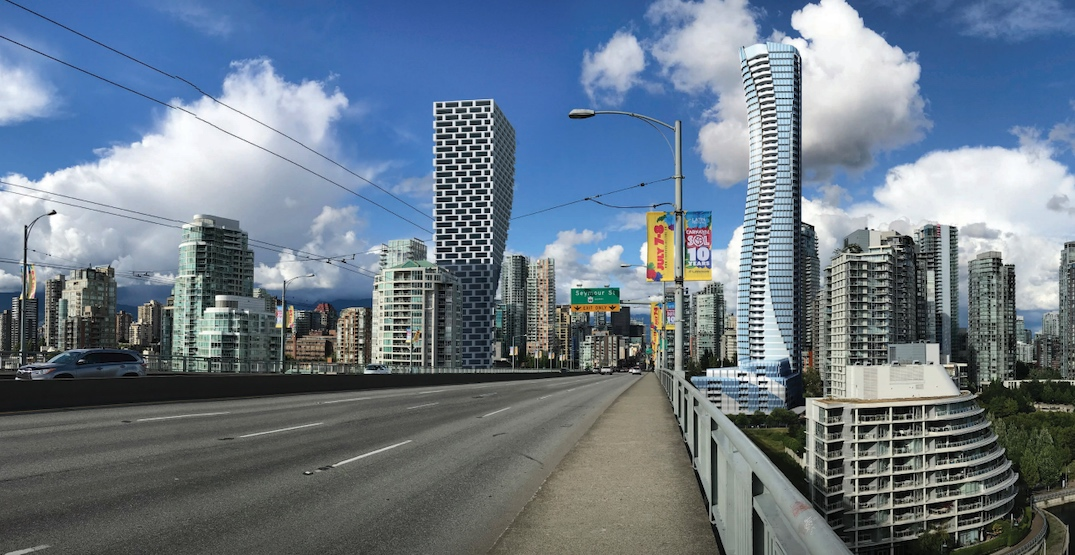 55-storey gateway tower for Granville Bridge approved by City Council