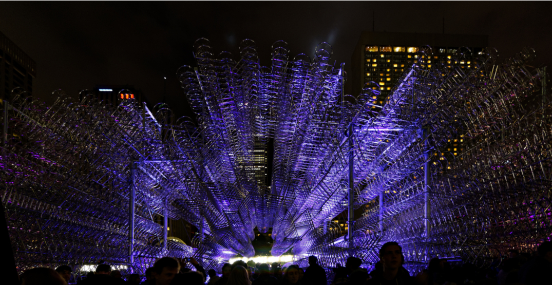 Nuit Blanche introducing a fully virtual experience this weekend