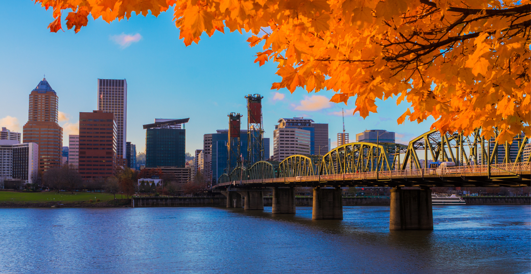 Portland to see a week of sunshine and warm weather
