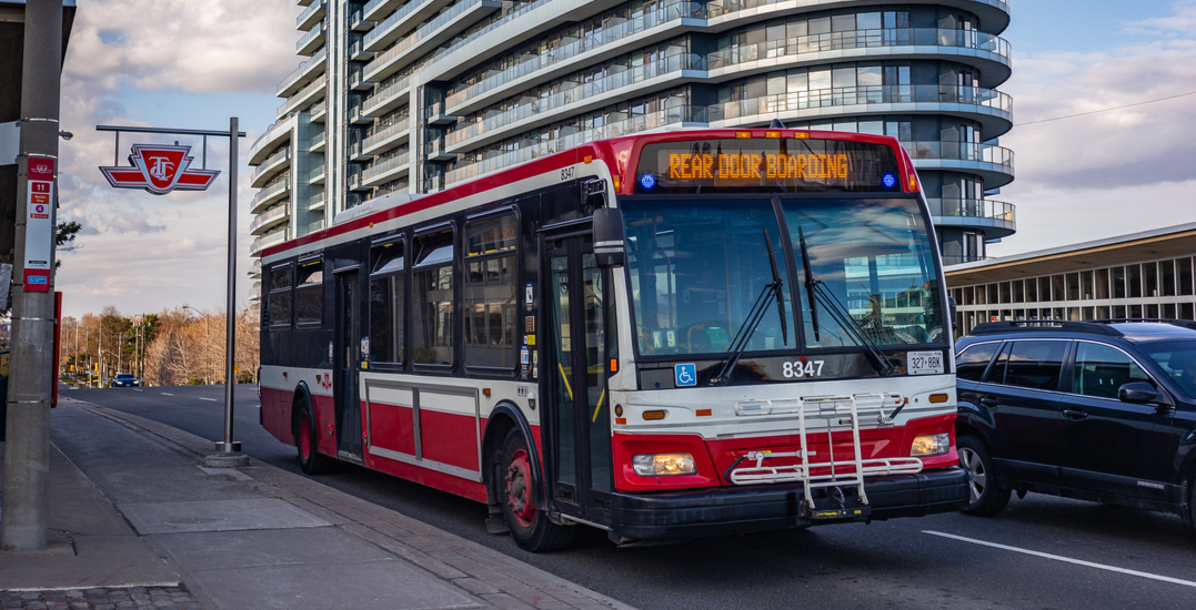 TTC to remove some stops along the new priority bus lane