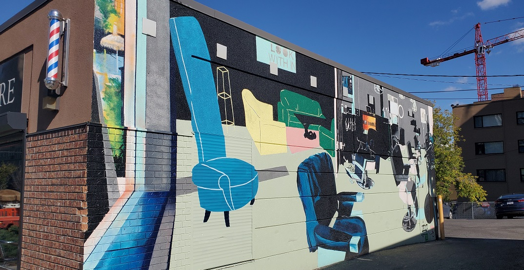 Take a look at the new murals from this year's BUMP Festival (PHOTOS)