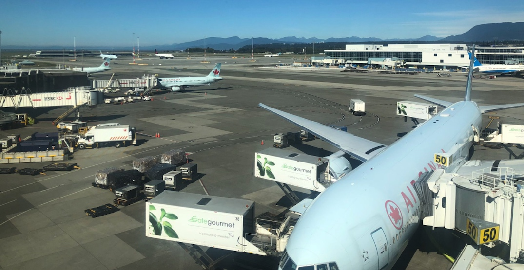 YVR Airport saw 325,000 passengers in July 2020: statistics