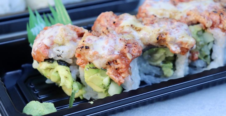 Vancouver's new grab-and-go sushi spot Sashimiya is open