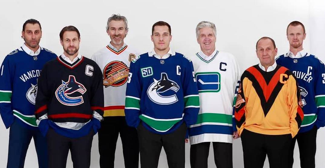 Ranking the 50 greatest Vancouver Canucks players of all-time