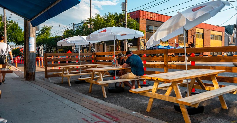 Crews to begin installing CaféTO patios in Toronto today
