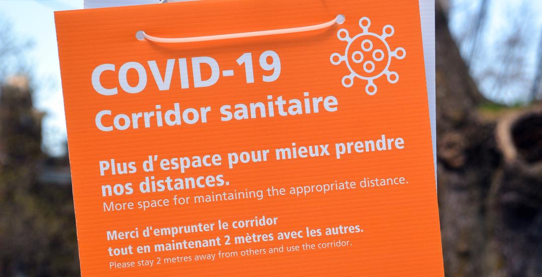 Quebec reports nearly 850 new coronavirus cases
