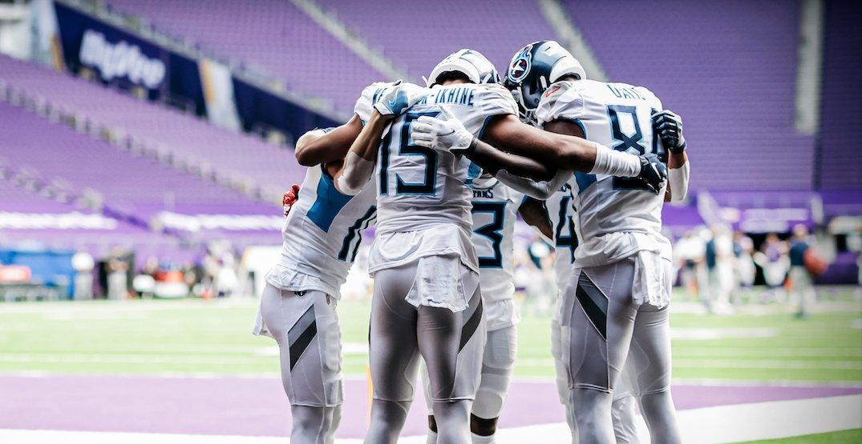 NFL postpones Sunday's Titans-Steelers game due to coronavirus outbreak
